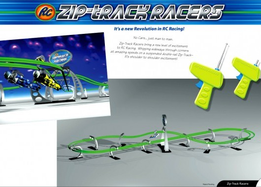 Zip Track Racers
