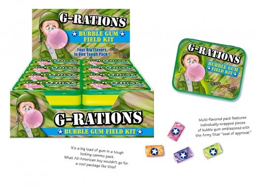 G-Rations Gum Kit